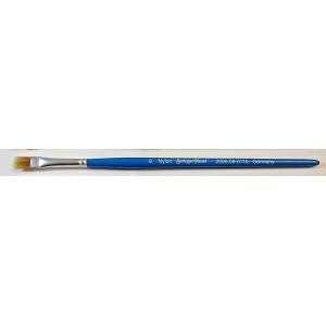 Flat Brush Nylon no 06