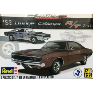 1968 Dodge Charger R/T 2 in 1