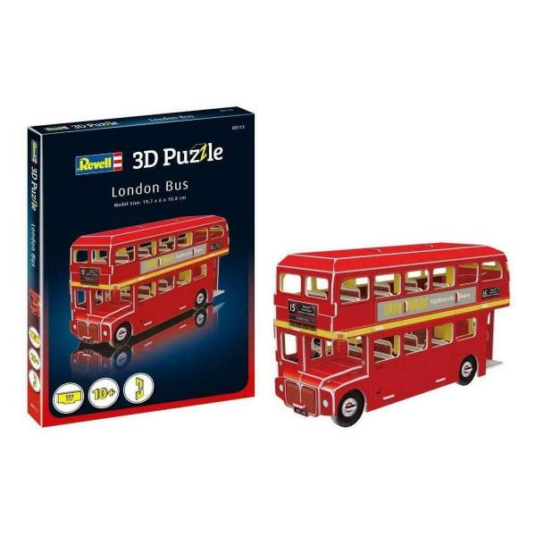 London Bus 3D Puzzle