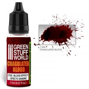 Coagulated Blood