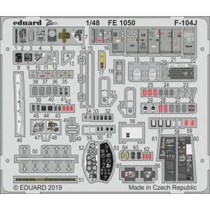 F-104J Starfighter  interior ZOOM