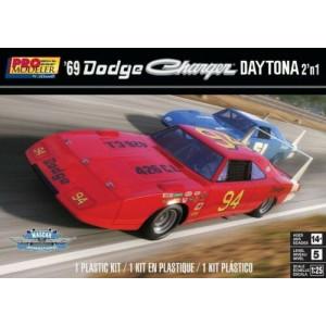 1969 Dodge Charger Daytona Pro Modeller
