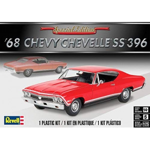 Special Edition 1968 Chevy Chevelle SS 396