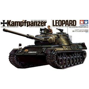 German Leopard Medium Tank