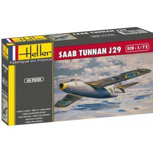 SAAB Tunnan J-29 1/72
