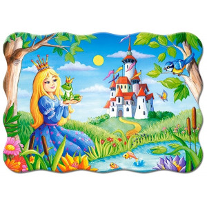 The princess and the Frog puzzle 30pcs