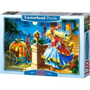 Cinderella 120 τμχ Puzzle
