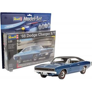 Dodge Charger (1968) Model Set 1/25