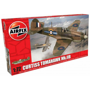Curtiss Tomahawk Mk.IIB 1/72