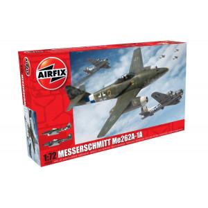 Messerschmitt ME262 A-1A 1/72