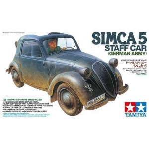 German Army Simca 5 Staff Car 1/35