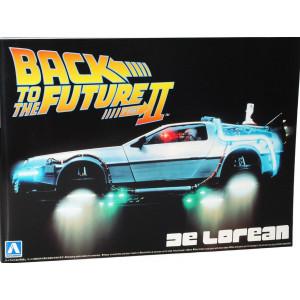Back To The Future Part II Delorean 1/24