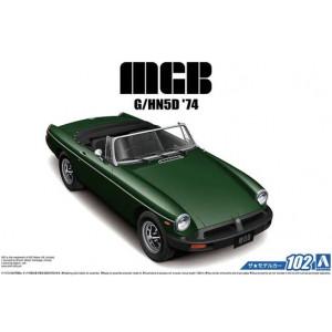 MG-B MK-3 '74 1/24