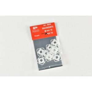 Plastic life belts 15mm