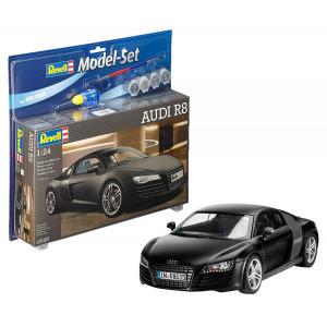 Audi R8 (Model Set ) 1/24