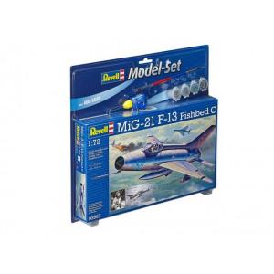 MiG-21 F-13 Fishbed C (Model Set) 1/72