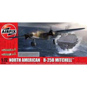North American B25B Mitchell 1/72