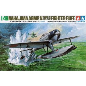 Nakajima A6M2-N (Rufe) 1/48