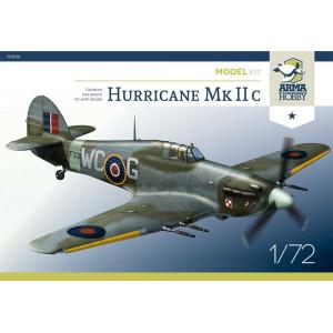 Hawker Hurricane Mk.IIc  1/72
