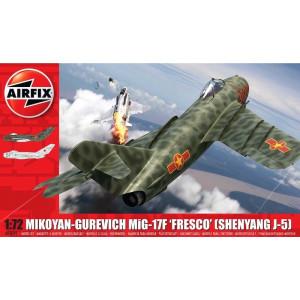 MiG-17F 'Fresco' (Shenyang J-5) 1/72