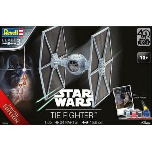 TIE Fighter - 40 Years Star Wars (Gift set) 1/65