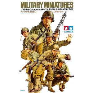 U.S. ARMY ASSAULT INFANTRY 1/35