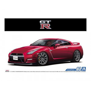 Nissan R35 Gt-R Pure Edition '1 1/24