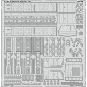 A-26B Invader bomb bay 1/48