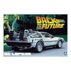 Back To The Future 1 de Lorean