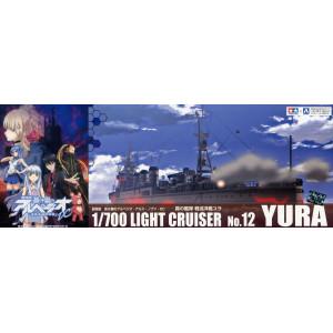 Light Cruiser Yura 1/700