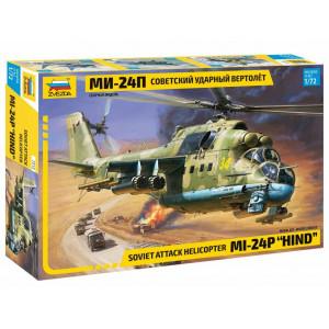 Soviet Attack Helicopter MI-24P 1/72