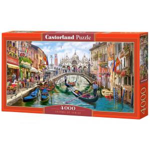 Charms of Venise Puzzle 4000pcs