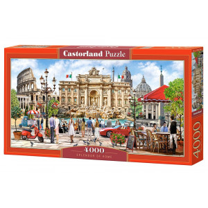 Splendor of Rome Puzzle 4000pcs