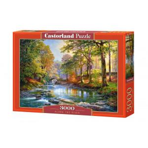 Along the River Puzzle 3000 pcs