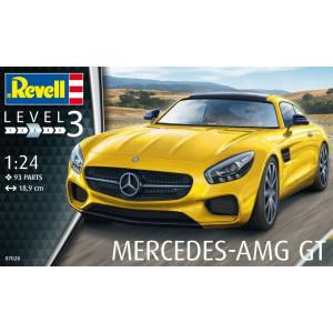 Mercedes AMG GT 1/24