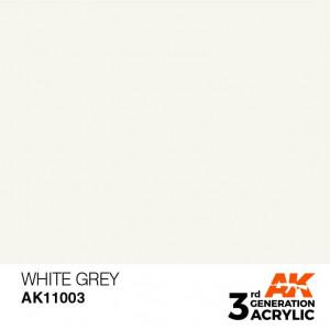 AK11003 WHITE GREY – STANDARD
