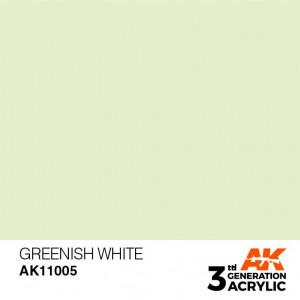 AK11005 GREENISH WHITE – STANDARD