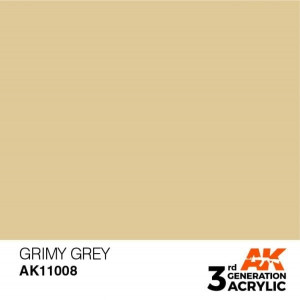 AK11008 GRIMY GREY – STANDARD