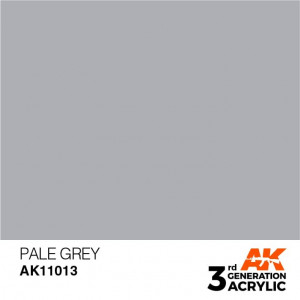 AK11013 PALE GREY – STANDARD