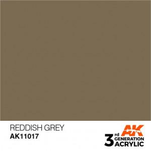 AK11017 REDDISH GREY – STANDARD