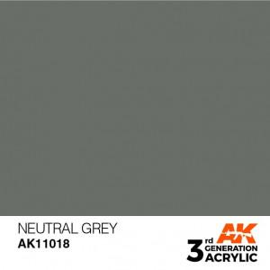 AK11018 NEUTRAL GREY – STANDARD