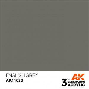 AK11020 ENGLISH GREY – STANDARD