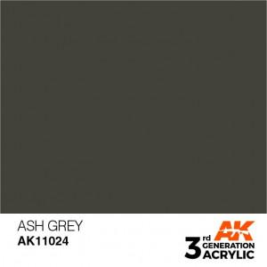 AK11024 ASH GREY – STANDARD