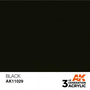 AK11029 BLACK – INTENSE
