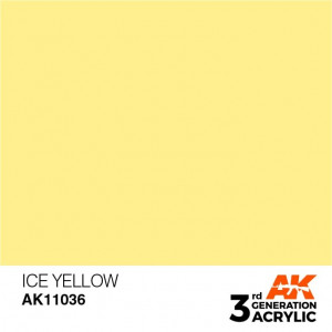 AK11036 ICE YELLOW – STANDARD