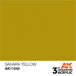 AK11040 SAHARA YELLOW – STANDARD