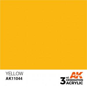 AK11044 YELLOW – STANDARD