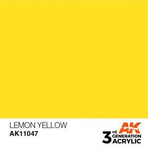 AK11047 LEMON YELLOW – STANDARD