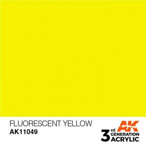 AK11049 FLUORESCENT YELLOW – STANDARD