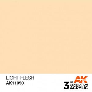 AK11050 LIGHT FLESH – STANDARD